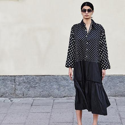 The Gather Dress av Ann Ringstrand