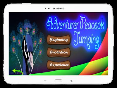 Adventurer Peacock Jumping screenshot 9