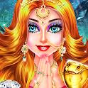 Snake Girl Salon - Naagin Magical Adventure Game icon