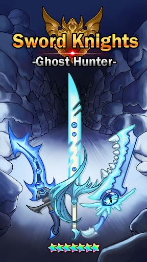 Télécharger Ghost Hunter - idle rpg (Premium) APK MOD (Astuce) screenshots 4