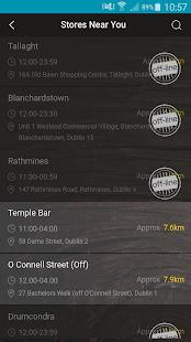Apache Pizza App - náhled