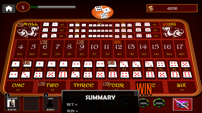 how to play sic bo casino game