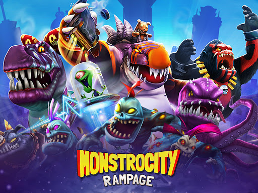 MonstroCity: Rampage  gameplay | by HackJr.Pw 6
