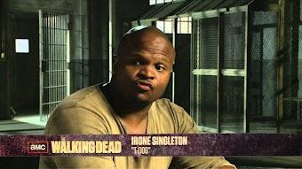 Season 3, Episode 102 Inside The Walking Dead: Cast on Season 3