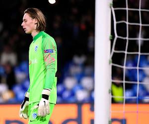 Maarten Vandevoordt est enfin remis et de retour avec Genk