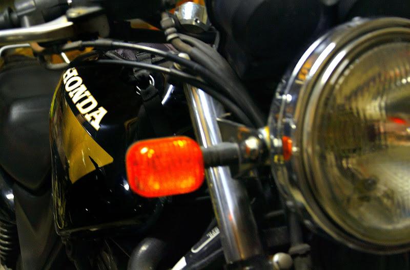 Honda CB 500 di Giacomo Barone