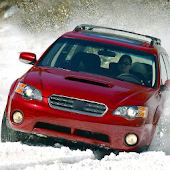 Wallpaper HD Subaru Outback