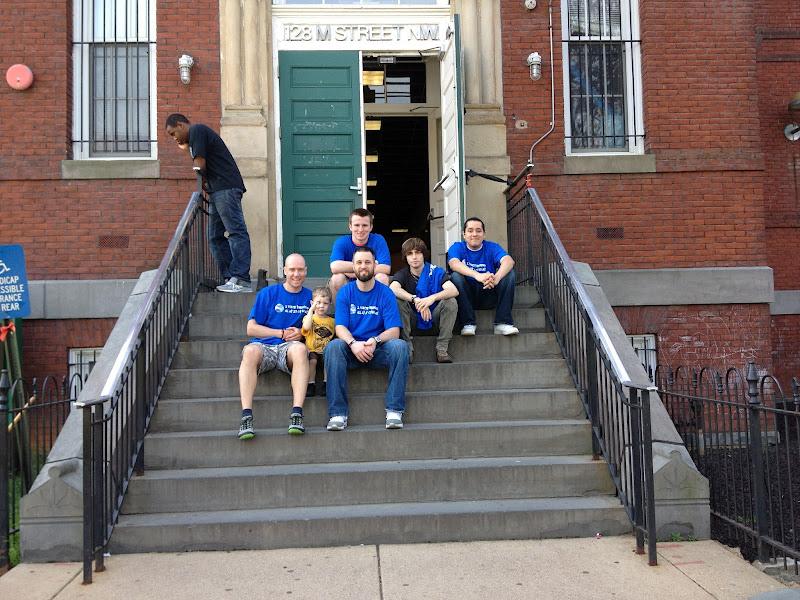 Photo: Bright Beginnings volunteer crew