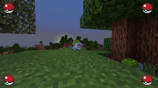 New Pokecraft Mod for MCPE 2