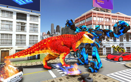Tank Robot Car Game 2020 u2013 Robot Dinosaur Games 3d 1.0.5 screenshots 8