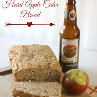 Hard Apple Cider Bread.