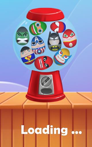 Vending Machine Eggs Super Hero 1.01.0 screenshots 1