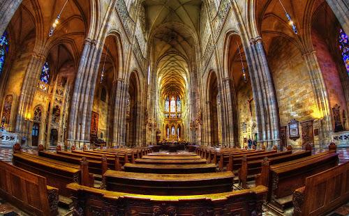 St.Vitus by Jan Helge - Buildings & Architecture Other Interior ( interior, st.vitus, church, prague, religious,  )