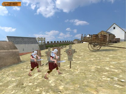 go roman life on the antonine wall game  android apps on