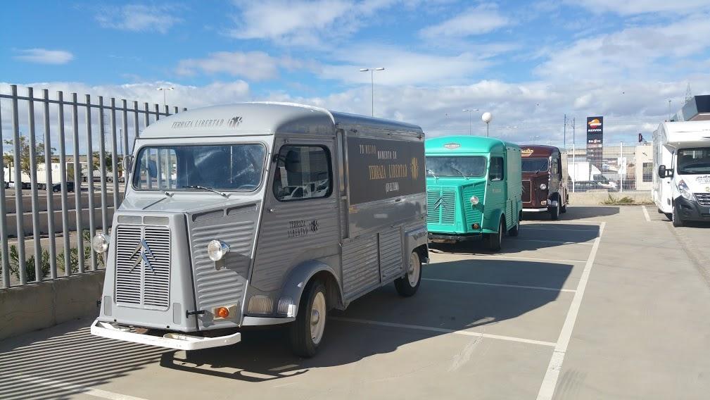Alquiler de food trucks en Zaragoza