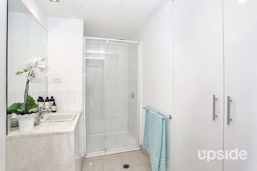 Photo of property at 2201/8 Downie Street, Melbourne 3000