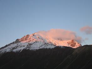 Photo: Achiktash, Petrovsky peak, sunrise
