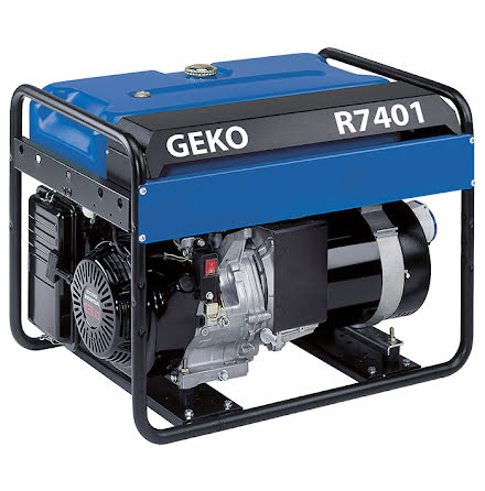 Elverk Geko R7401 E-S/HHBA
