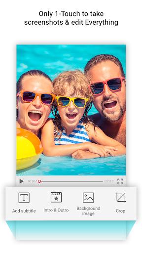 Screen Recorder With Audio And Editor & Screenshot  screenshots 6