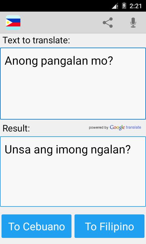 how to learn filipino language