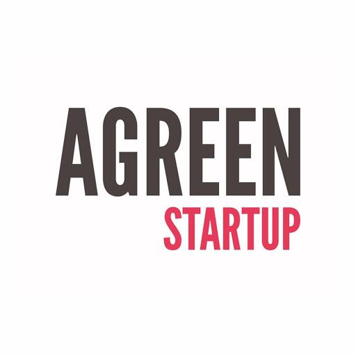 logo agreen startup