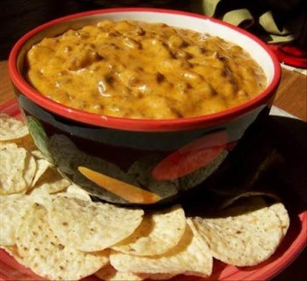 Cheeseburger  Dip Recipe