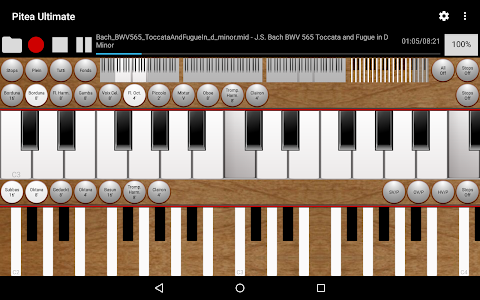 Pitea Ultimate - Church Organ screenshot 8