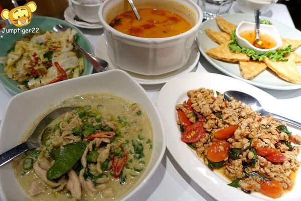 不用飛泰國就能享用泰美味料理,全台最大泰國餐廳-瓦城泰國料理