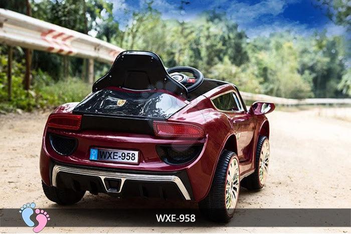 Xe hơi điện trẻ em WXE-958 10