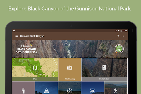 Black Canyon NP by Chimani- screenshot thumbnail