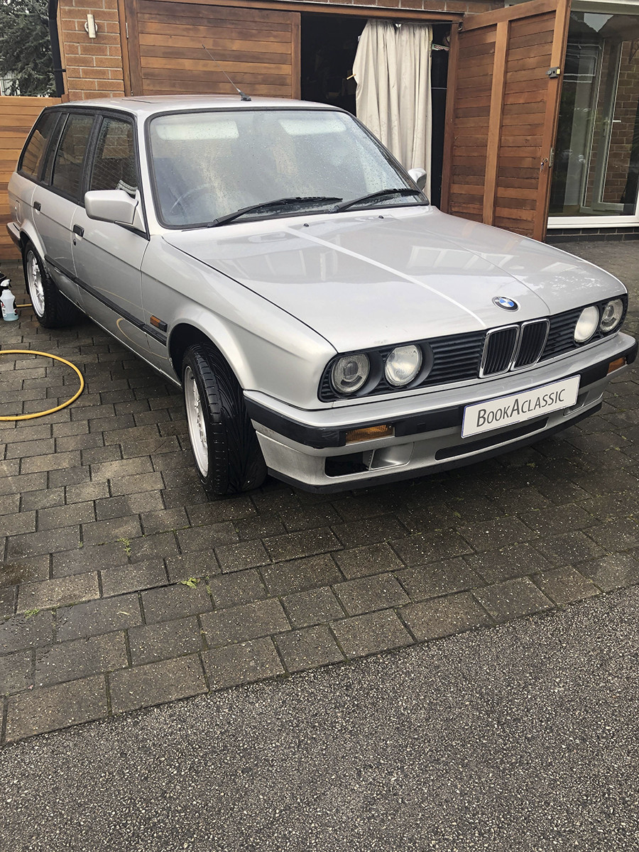 BMW 316i Hire Manchester