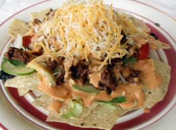 Jodie's Taco Salad Recipe