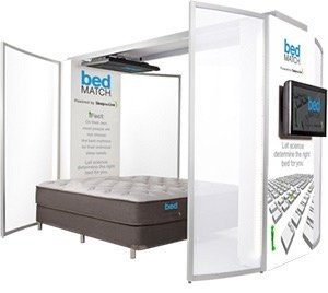 Bedmatch Program to find the perfect mattress