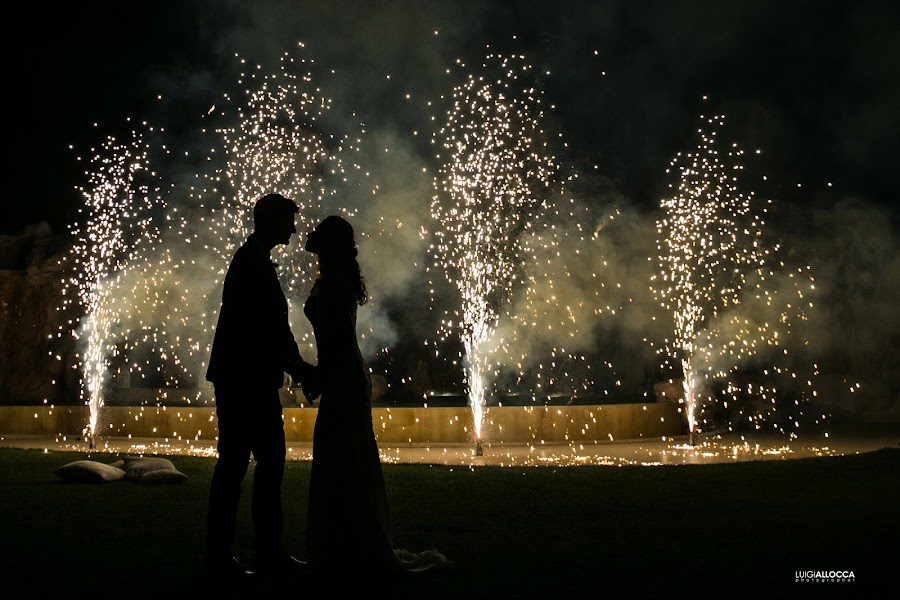 Fotografo di matrimoni Luigi Allocca (luigiallocca). Foto del 07.04.2018