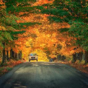 by Dragan Milovanovic - Transportation Roads