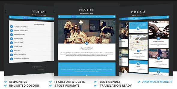 Facebook WordPress Themes