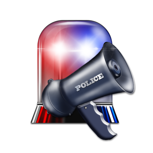 Police Sirens Icon
