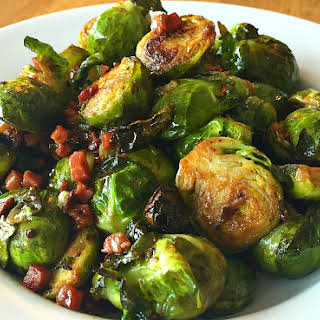 Red Wine Vinegar Roasted Brussels Sprouts Recipes.