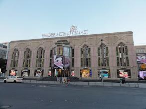 Photo: Friedrichstadtpalast