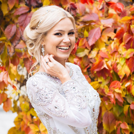 Wedding photographer Darya Filicheva (filicheva). Photo of 21.11.2017
