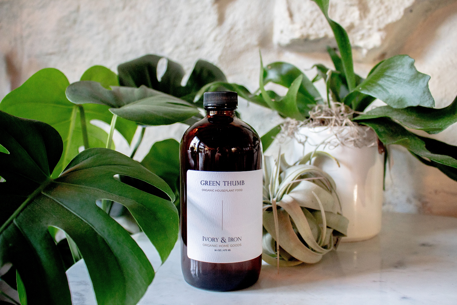 Ivory & Iron organic cleaners