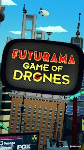 Futurama: Game of Drones Screenshot 7