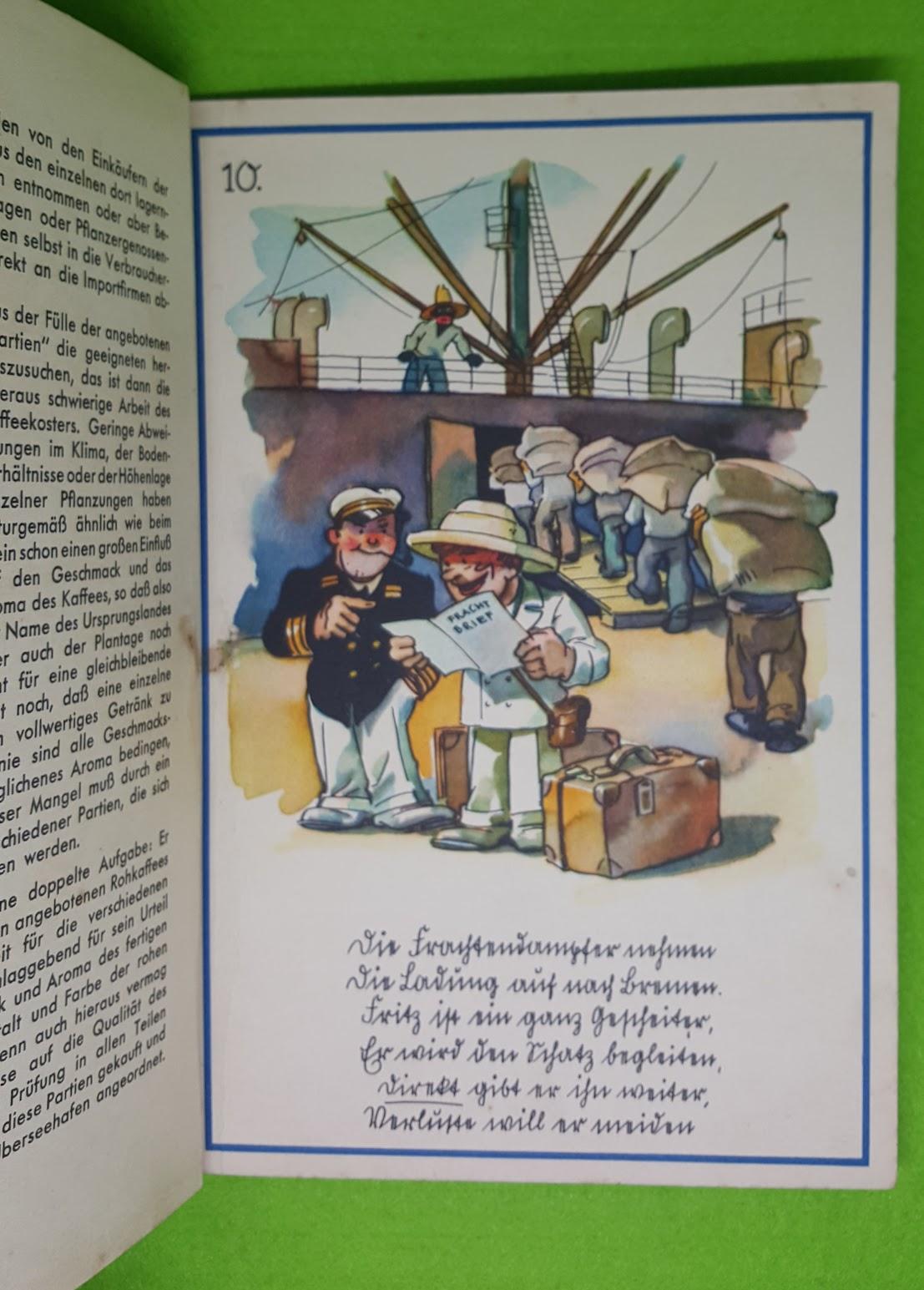 Fritz Stramm und der schwarze Jim - Eduscho 1932