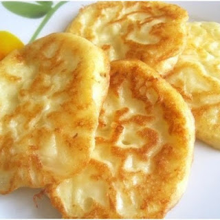 Pancakes With Cottage Cheese And Cheese