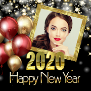 New Year Photo Frames 2020-New Year Greetings 2020