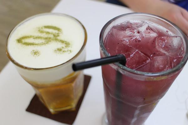 綠蓋茶‧館
