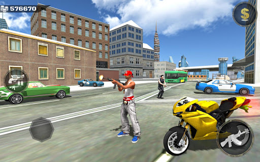 Real Gangster Simulator Grand City apkpoly screenshots 14