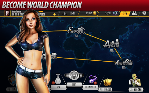 Real Boxing 2 ROCKY Mod 1.9.9 Apk [Unlimited Money/Stamina] 9