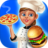 Restaurant Cooking Chef Zoe – Cook, Bake and Dine