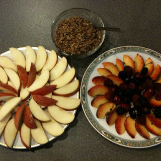 Raw Fruit Topping Deliciousness Recipe